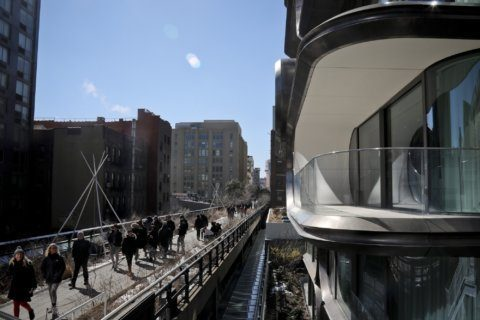 New York's High Line park marks 10 years of transformation