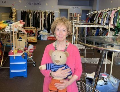 Small Change Consignment says goodbye to historic Lake Anne Plaza after 37 years