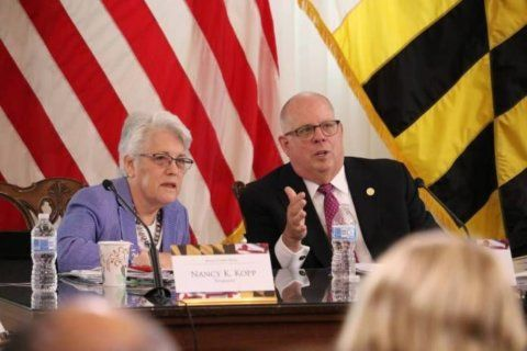 Divided Maryland Board of Public Works OKs public-private partnership for highway expansion after explosive hearing