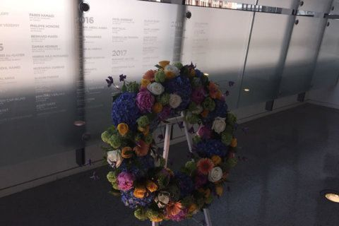 Local reporters killed in past year honored at Newseum memorial