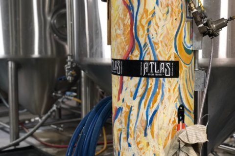 At Atlas Brew Works, environmental sustainability is all the buzz