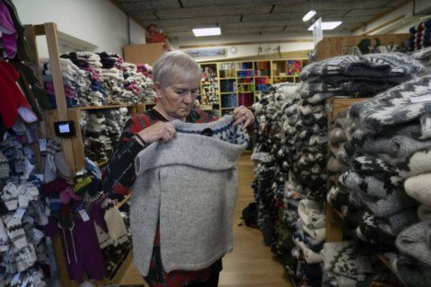 Made in China? Iceland's sweater-knitters are unhappy