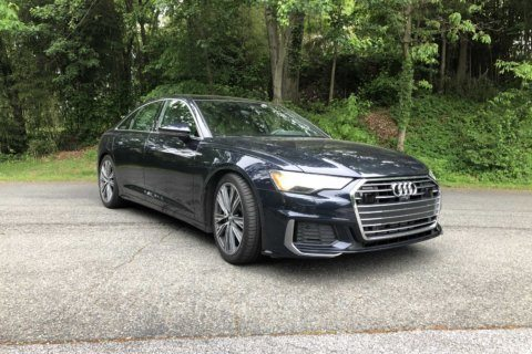 Car Review: Audi's new A6 combines tech and comfort to move up among luxury sedans