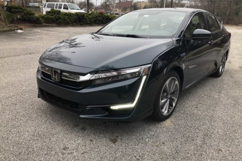 Car Review: Funky Honda Clarity Plug-in has futuristic looks, space for five