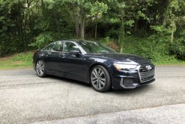 Audi A6 redesign