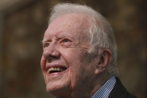 Jimmy Carter: Trump is president because of Russian meddling