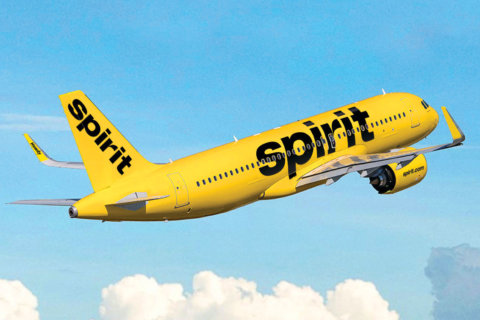 Spirit Airlines continues BWI expansion with Charlotte route