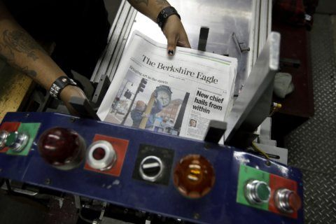 New England newspaper owner fights to save local journalism