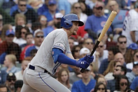McNeil powers Mets past Cubs 5-4