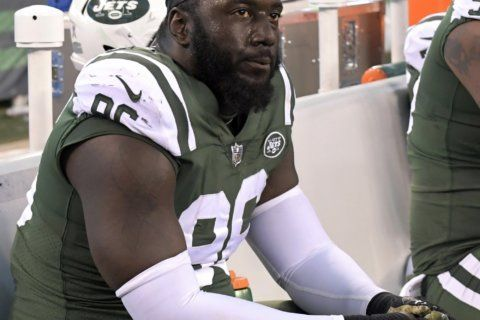 Former Jets player Muhammad Wilkerson arrested for DWI