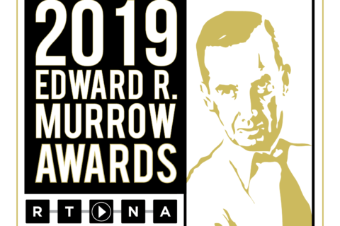 WTOP wins 2019 Edward R. Murrow Award for Overall Excellence