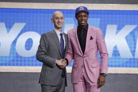 Knicks select Duke swingman RJ Barrett with No. 3 pick