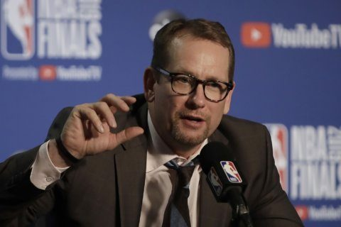 Analysis: Raptors coach Nick Nurse making the right moves