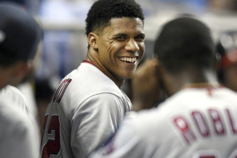 Nats start two-game series with Orioles on Tuesday
