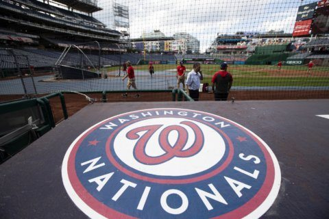 Tickets still available for Nationals' Wild Card Game with Milwaukee