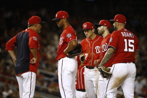 Strasburg expected to start as Washington hosts Miami