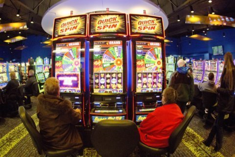 Lottery official says gaming machines eating away profits