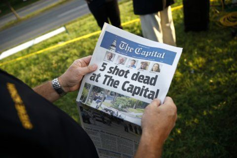 Threat expert: Capital Gazette suspect's action was 'very expected'