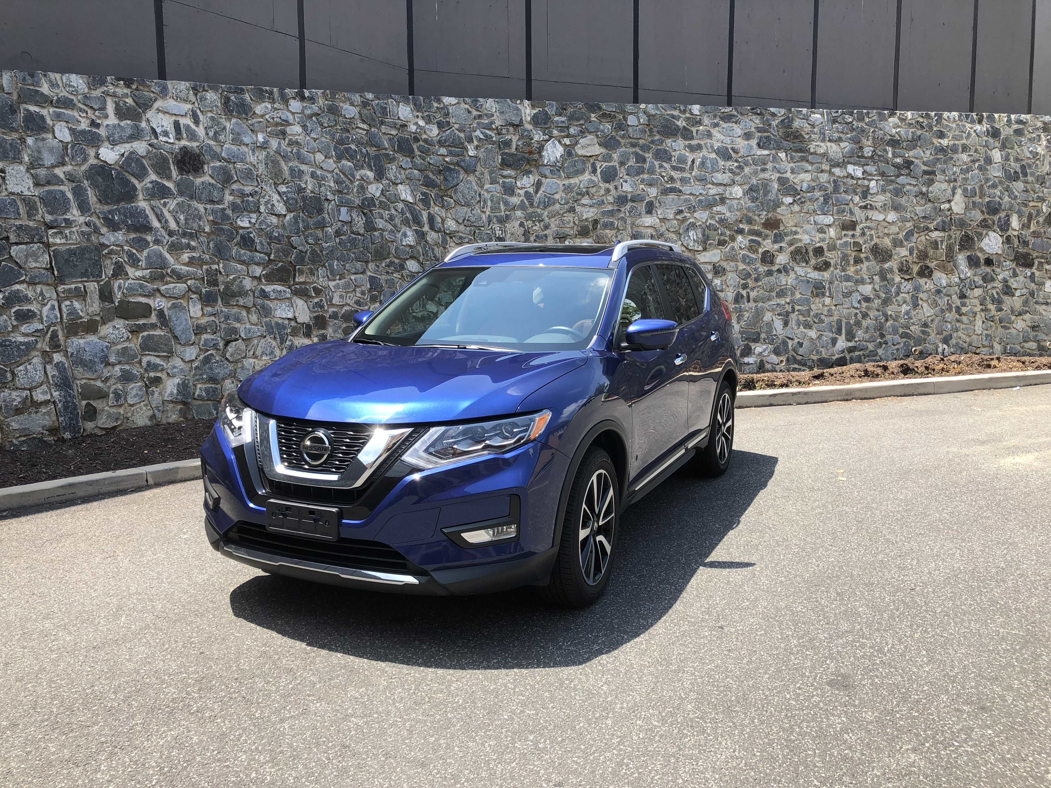 Car Review Nissan Rogue Looks To New Tech To Be Head Of The Compact Crossover Class Wtop