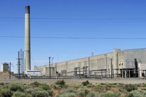 US Navy examines Hanford site for carrier's nuclear reactors