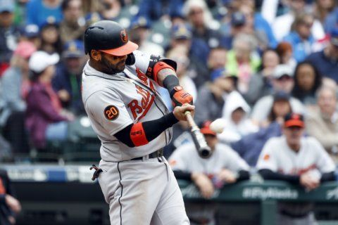 Padres look to stop 3-game slide against Orioles