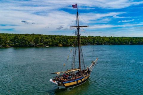 Tall ship Providence scheduled to arrive in Old Town Alexandria