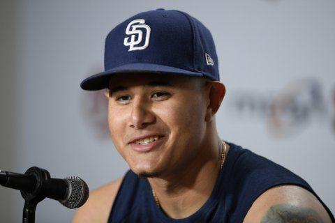 Machado feels a 'weird nervous' in his return to Baltimore