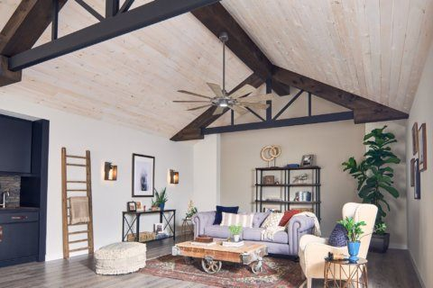 Find the right ceiling fan for your home