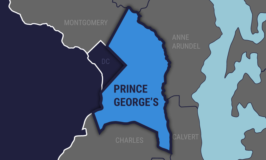 Man killed by falling tree in Prince George's Co  | WTOP