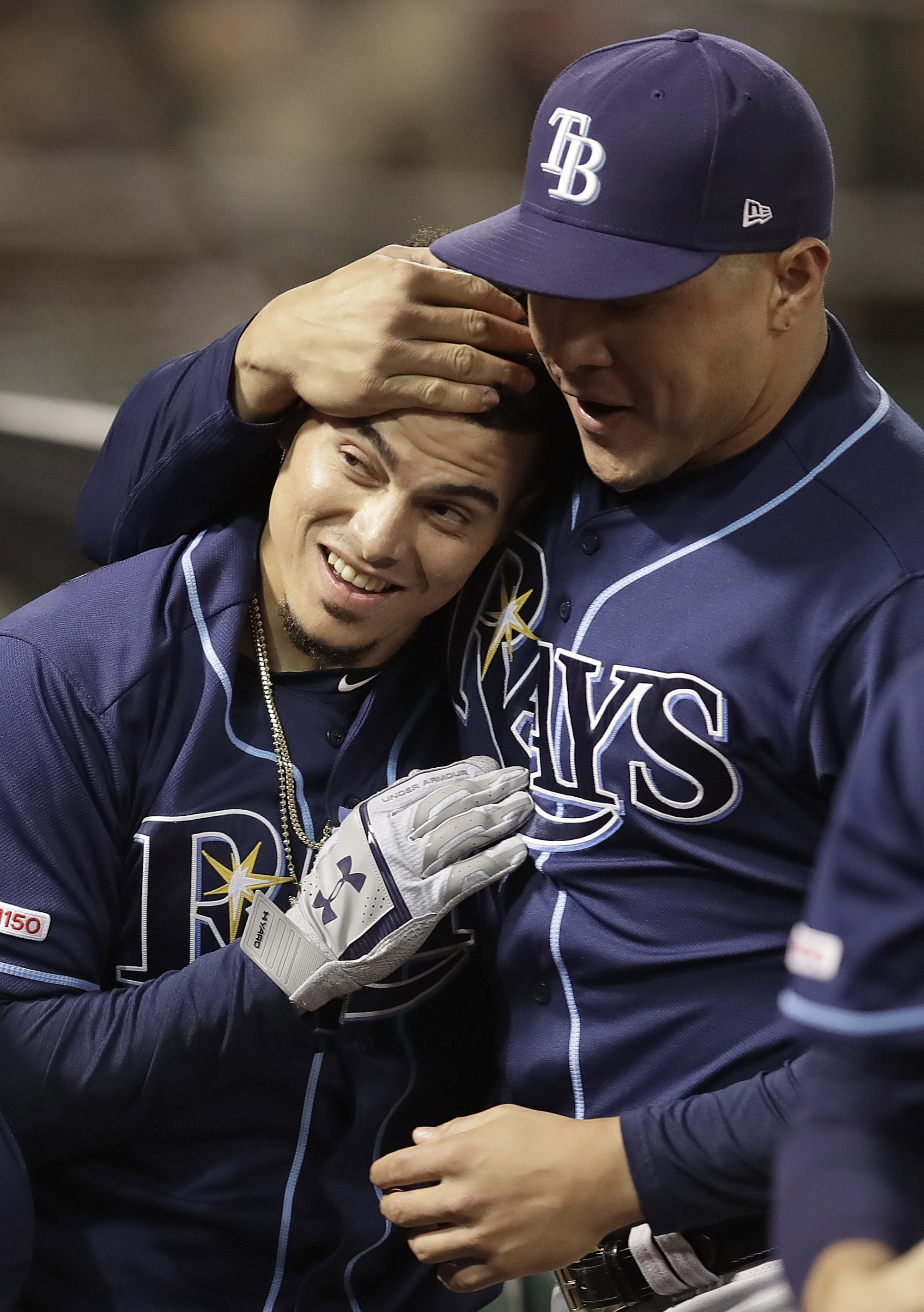 Adames homer helps Rays end road skid, beat A's 5-3 | WTOP