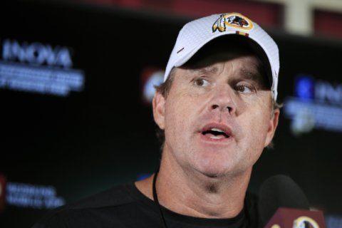 Redskins surprised by OT Williams' training staff concerns