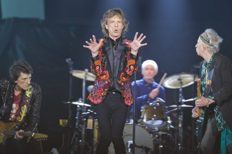 Rolling Stones add guest artists to North American tour