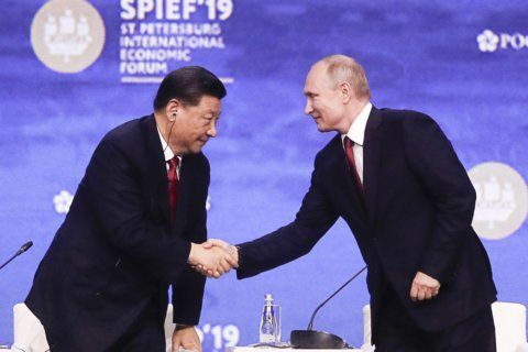 Xi gets Russian ice cream from 'best and bosom friend' Putin for his birthday