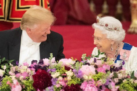 What to get a queen? Inside the Trumps' gifts for Royals