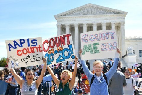 Supreme Court blocks 2020 census citizenship question in setback for Trump admin
