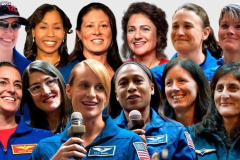 One of these 12 women astronauts will go to the moon