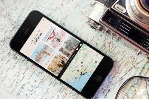 Some locations are Instagram gold — this app helps you find them