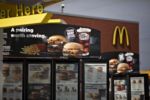 McDonald's started using fresh meat — here's what happened to sales