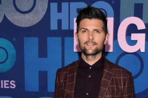 Adam Scott tells Mitch McConnell to take down his 'Parks and Rec' GIF