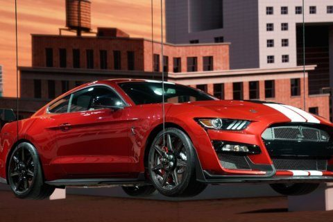 Ford's most powerful car can cost nearly $100,000