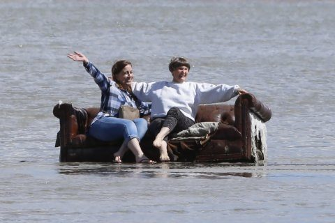 Attempt at Great Salt Lake to break float record falls short