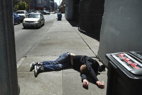 San Francisco to force treatment on mentally ill drug users