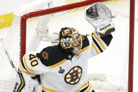 Bruins forged bond in China, raced to Stanley Cup Final