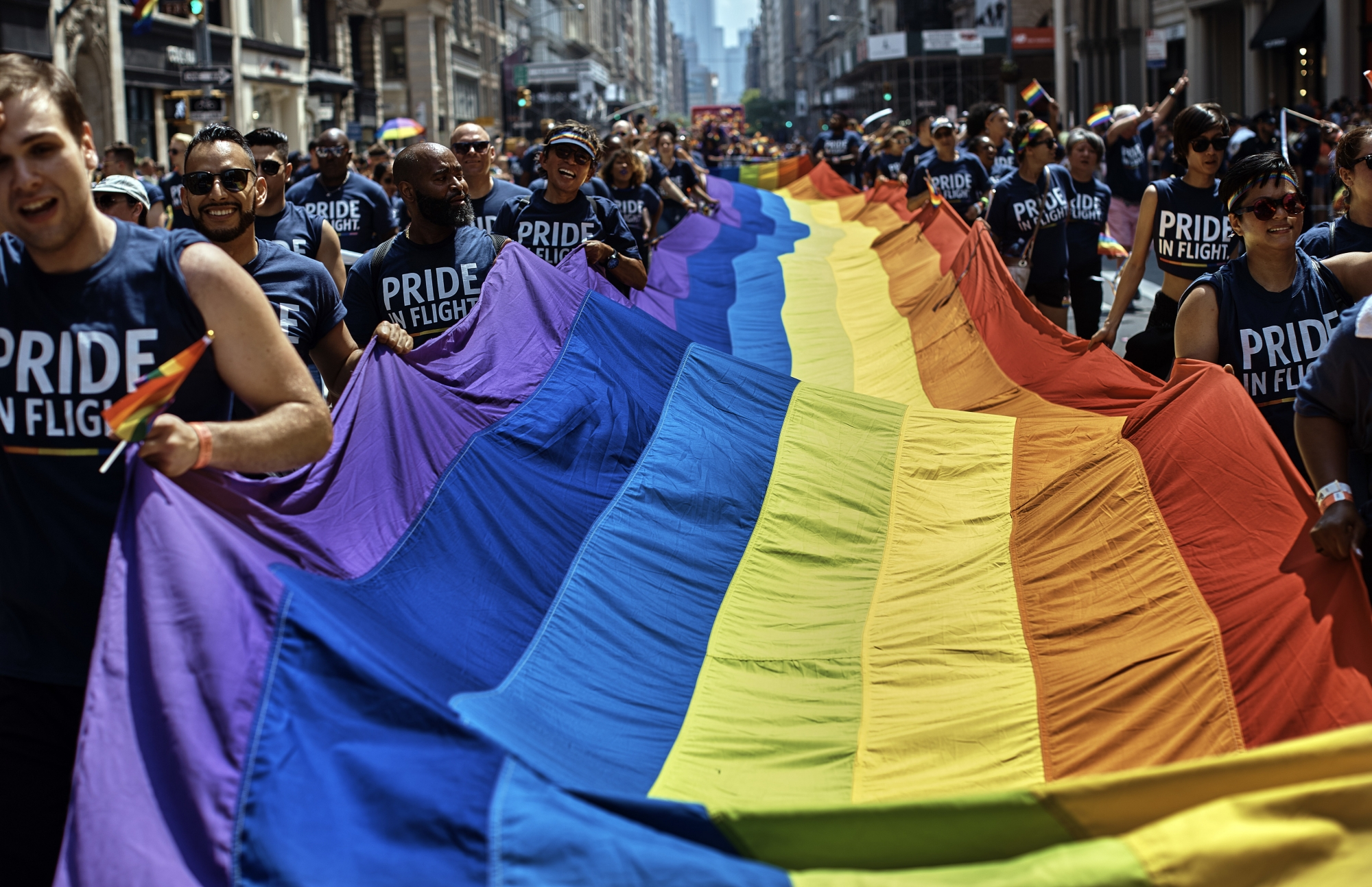 Gay Pride March & Stonewall 50