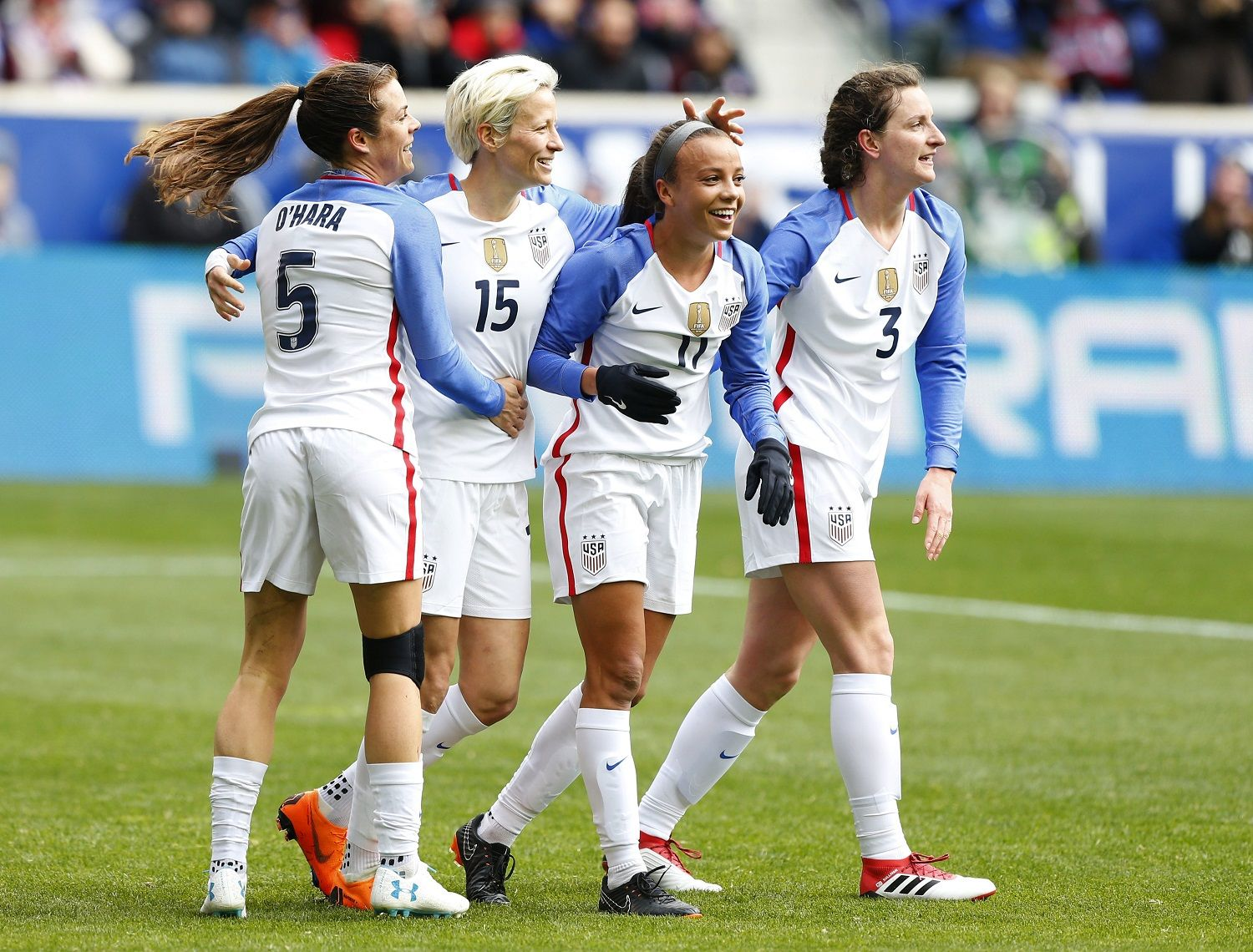 Spirit S Andi Sullivan Making Most Of World Cup Snub Wtop