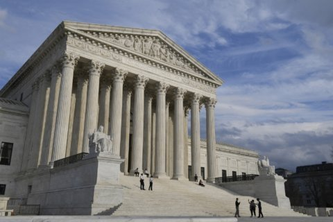 Justices: Partisan gerrymandering none of our business