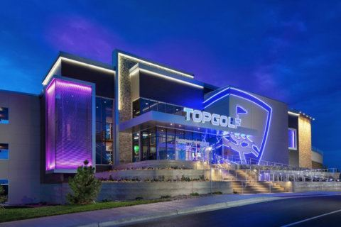 Topgolf National Harbor opens Friday