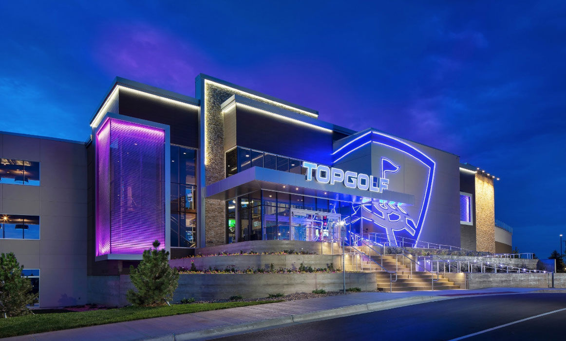Topgolf National Harbor will be Topgolf's third location in the Washington area, with another one coming soon, and its 55th worldwide. (Courtesy Topgolf)