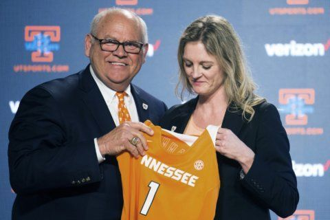 Tennessee AD Phillip Fulmer encouraged after eventful year