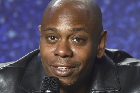 Dave Chappelle coming to Broadway. Hide your phone.